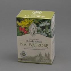 Herbatka ziołowa NA WĄTROBĘ