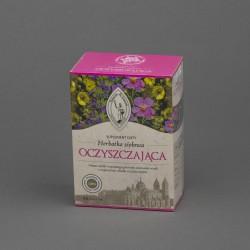 Herbatka ziołowa OCZYSZCZAJĄCA