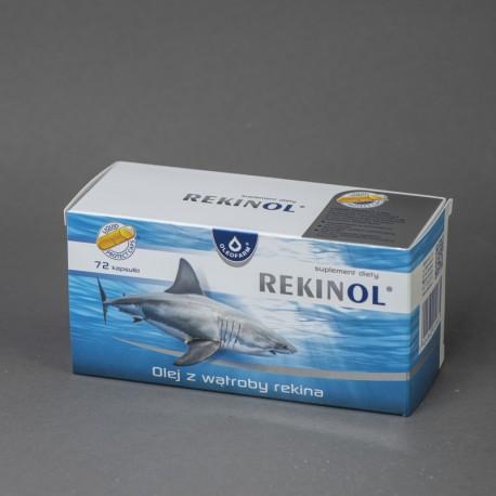 Rekinol olej z wątroby rekina