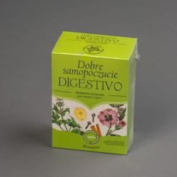 Herbatka ziołowa Dobre samopoczucie DIGESTIVO