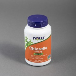 Chlorella 1000mg 120 tabl