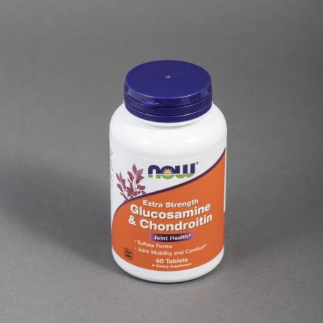 Glucosamine & Chondroitin 60 tabl