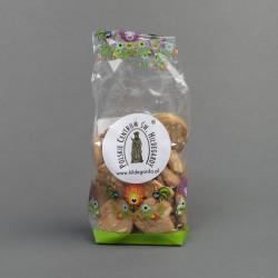 Ciasteczka orkiszowo-kasztanowe