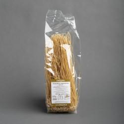 Makaron orkiszowy jajeczny spaghetti (długa nitka) LE