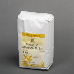 Mąka z aramantusa