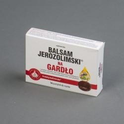 Balsam jerozolimski GARDŁO pastylki