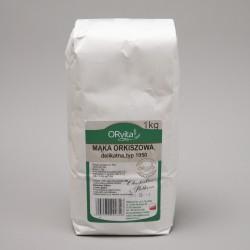 Mąka orkiszowa Delikatna typ 1050