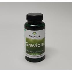 Graviola 530 mg (60 kaps)