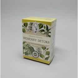 Herbatka ziołowa - Wiosenny detoks