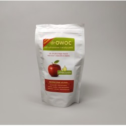 Dr Owoc sól cytrynowa z wrotyczem do skutecznego mycia warzyw i owoców 300g