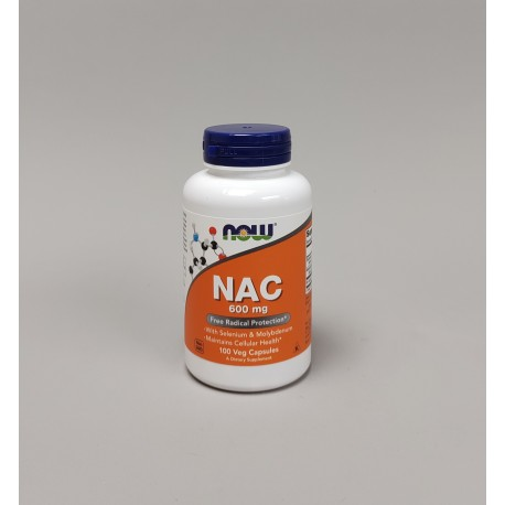 NAC 100 kaps.