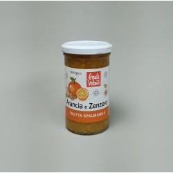Dżem pomarańczowo imbirowy BIO 280 g