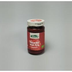 Mus malinowy BIO 75% owoców 250 g
