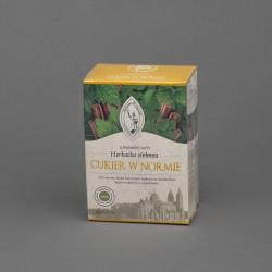Herbatka ziołowa Cukier w normie