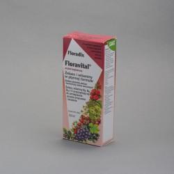 FLORADIX Floravital produkt bezglutenowy