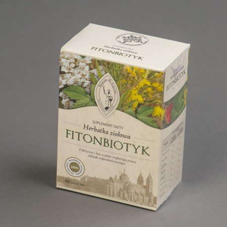 Herbatka ziołowa FITNOBIOTYK