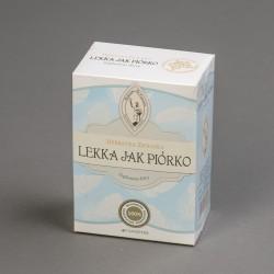 Herbatka ziołowa LEKKA JAK PIÓRKO