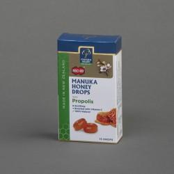 Cukierki z Miodem Manuka MGO™ 400+, Propolisem i witaminą C