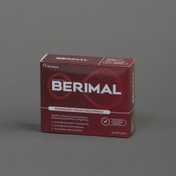 Berimal 30 kaps.
