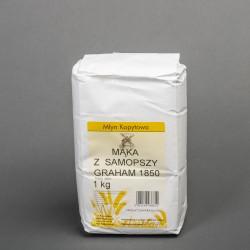 Mąka z samopszy graham 1850