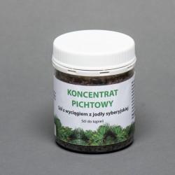 Koncentrat Pichty sól do kąpieli 200g