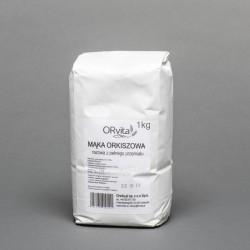 Mąka orkiszowa razowa z pełnego przemiału