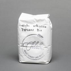 Mąka orkiszowa pełnoziarnista BIO