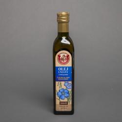 Olej lniany 500 ml