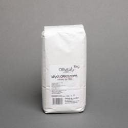 Mąka orkiszowa sitkowa typ 1400 Orvita