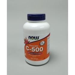 C - 500 do ssania orange 100 tabl.