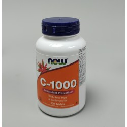 C-1000 with Rose Hips & Bioflavonoids 100 tabl.