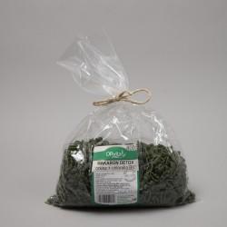 MAKARON DETOX orkisz + chlorella bio (400g) - Muszelka
